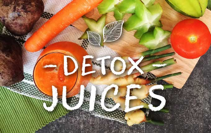 Cleanse & detoxify catered to your health needs.
